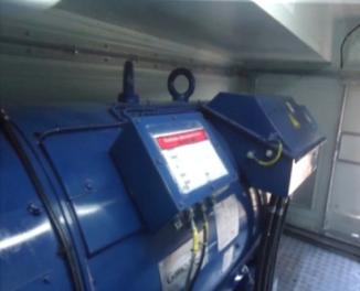 inspecciones de calidad y acabado de montaje eolico altertec