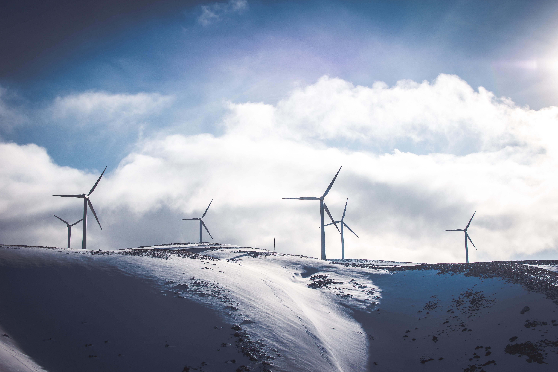 Energía eólica en Europa