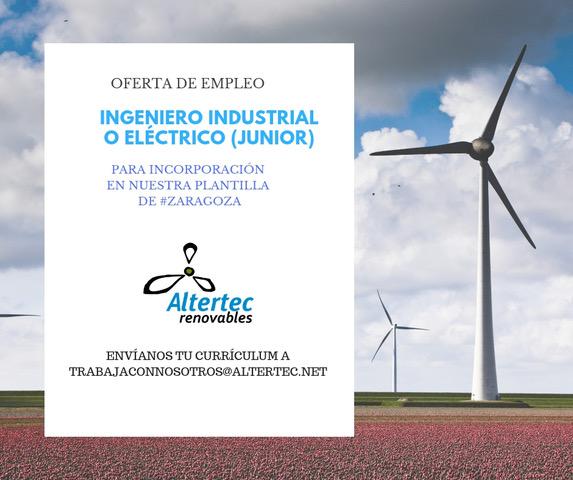 INGENIERO INDUSTRIAL O ELECTRÓNICO