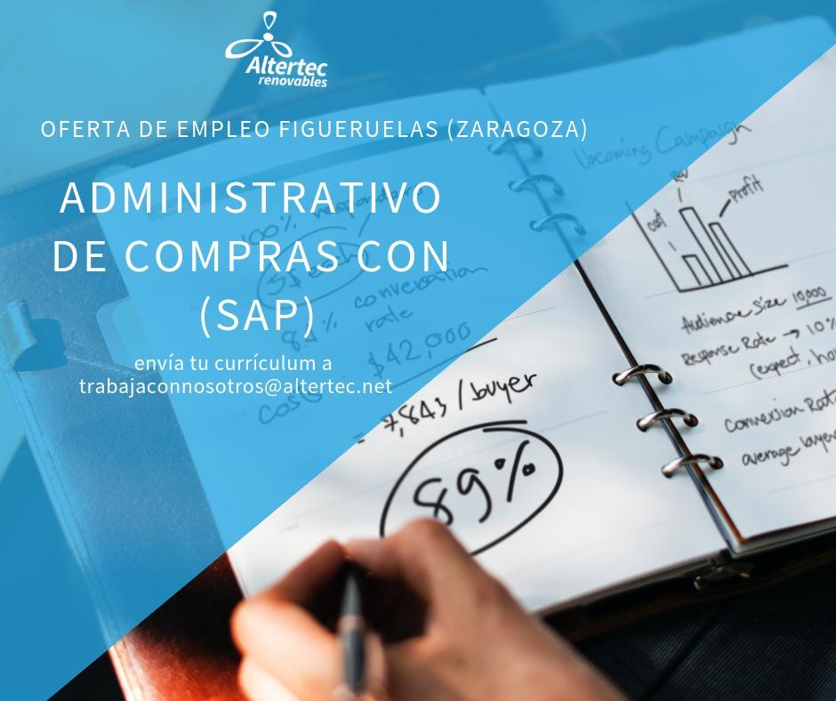 administrativo de compras con (SAP)